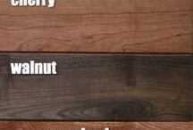 木材の配色 / 木の色は「茶色」。でも様々な色を使うことで、オリジナリティあふれる作品が作れます。そんな木材配色の参考になる画像を集めました。