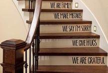 階段 / 何気ない階段をオシャレにDIYするアイデアを集めました。