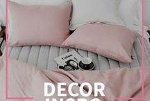 Decor Tips / As melhores dicas pra dar um UP na sua decoração.