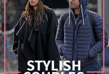 When Love & Style Meet / Casais tão estilosos que você vai morrer de inveja (boa, tá?).