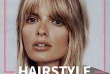 Messy Hair, Don't Care / Inspirações capilares pra todos os gostos!