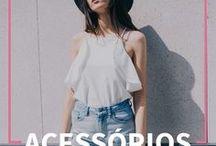 Accessories To UP Your Looks / Acessórios poderosos que vão inserir altas doses de estilo nos seus looks!