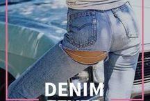 Denim Fever! / Jeans é jeans, e ponto.