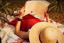 "Book Love / ""A good book has no ending""  R.D Cumming / by Sherry"