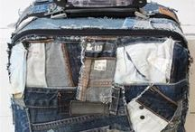1 sewing details for jeans & denim / by Elle C