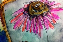 Art Journals / by Nurtured Mama