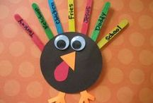 Fall Activities / Preschool-appropriate activities for the season of fall.  / by Sheryl @ Teaching 2 and 3 Year Olds