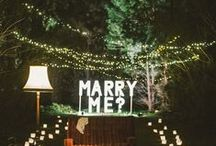 + wedding / Marry me?  / by Shelby Marshall