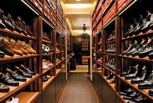 walk in closet? yes please!