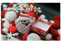 Christmas / Christmas crafts, Christmas gifts, Christmas food / by Sheryl @ Teaching 2 and 3 Year Olds
