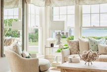 Interiors: Living Spaces / by Rebekah Kik