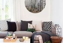 Living Rooms / by Lauren Scribner