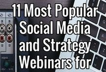 @KatieLance Webinars / This is a collection of some of my favorite webinars that I've hosted about social media strategy and tech trends. For more social media tips please visit http://katielance.com or tweet me @katielance!