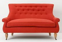 Interiors: Furniture / by Rebekah Kik