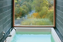 Interiors: Bath / by Rebekah Kik
