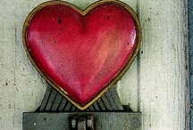 I ❤Hearts / by Rosie D