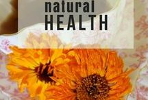 Natural Health Care / All about natural healing and herbal medicine. Find natural and herbal alternatives to help cure what ails you.