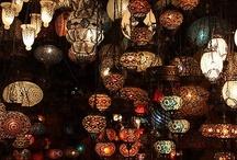 Interiors: Lighting / by Rebekah Kik