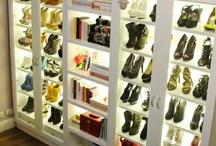 Interiors: Closets / by Rebekah Kik