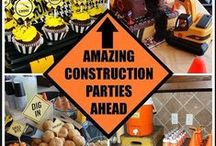 Party - Construction / by Karla Silerio