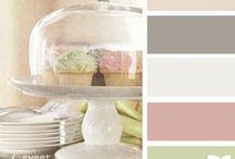 Color Inspiration / by Danielle Cornett