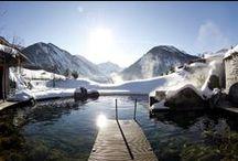 Jungbrunn Winter / Blauer Himmel, weiße Landschaft: das ist der #Winter in den #Bergen.