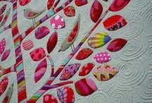 Quilting - Applique, Trapunto & Embroidery / Quilting that includes Trapunto,  applique and/or embroidery / by Cathy Jerrell Johnson