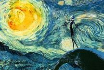 Tim Burton / by Mandy Barton