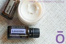 doTERRA Essential Oils / by Cathy Wheeler