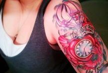 Tattoo Ideas / by Danielle Cornett