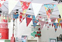 Say it with BaNNeRs / Banners & buntings & garlands / by The Chronicles of Farnia