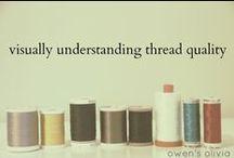 Sew-needles & threads