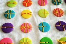 Sew-closures buttons & buttonholes