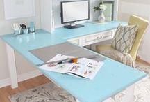 Home: Office Inspiration & Ideas / by Danielle Cornett