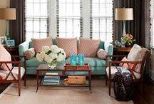 Home: Decor Inspiration / by Danielle Cornett