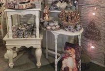 Business: Booth & Shop Inspiration / by Danielle Cornett