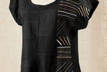Sew-inspiration patchwork top