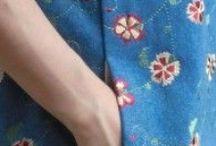 Sew-pockets, inseam & slash