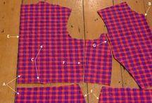 Sew-pattern matching