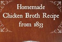 Recipes: Historical. / Recipes including, peasant food, old world, Early American, etc.