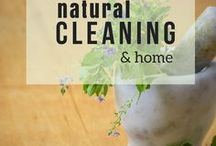Natural Cleaning and Home / Detox your home. Make your own cleaners and cut the harsh chemicals