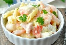 Seafood Pasta Dishes