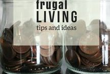 Frugal Living Ideas and Tips / Smarter living. Simple living. Do it Yourself and Saving money. Get the best frugal living tips for a better life!