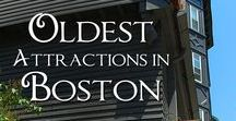 Boston, Massachusetts! / Boston with Cait, Memorial Weekend, 2017.