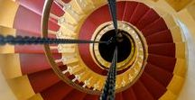 Amazing Stairs from Around the World / The most inspiring and beautiful stairs we find around the world.