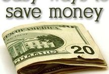 Saving Money Tips / Tips and Tricks on saving money. Including frugal living ideas, budgeting, getting out of debt, and work from home ideas.