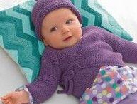 Tricot: Layette, Enfants - Bergère de France / Tricot, crochet . Layette , mode enfant, bébé. Bergère de France
