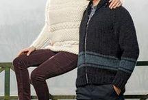 Pulls - Bergère de France / Notre sélection de Pulls - Bergère de France Tricot, Crochet, Laine, pulls hiver fashion