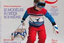 Tricot :Le Wooling 3 Bergère de France / Tricots, Crochets, modèles hommes femmes, enfants et bébés dans le dernier Magazine de Bergère de France -Le Wooling n° 3