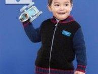 Tricot Enfant - Bergère de France / Bergère de France pense aussi à vos enfants, nous vous avons concocté une adorable sélection de modèles tricot, crochet, rien que pour eux!